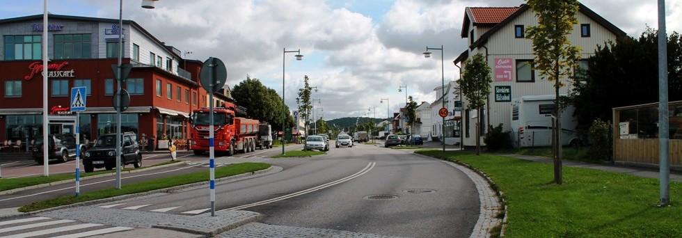 Göteborgsvägen, mittdelen