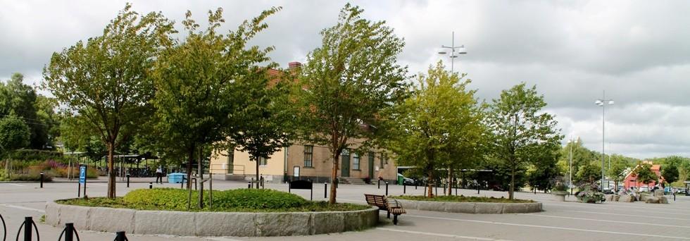 Ytterby Centrum, etapp 1